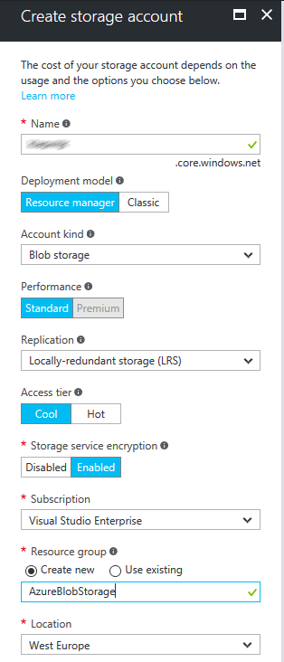 Backup your Synology NAS to Azure Storage | Peter Klapwijk