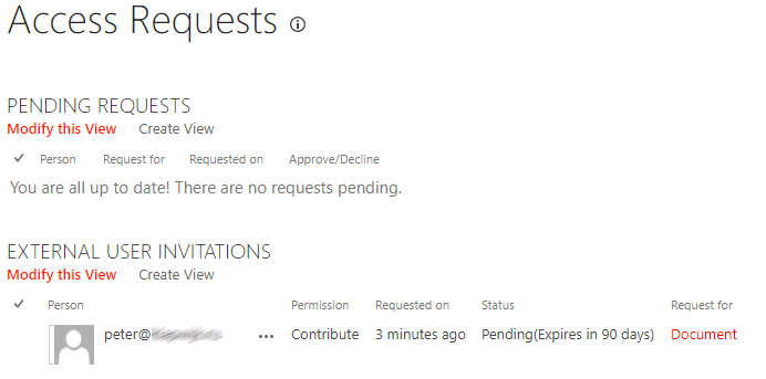 New SharePoint sharing experience can be confusing | Peter
