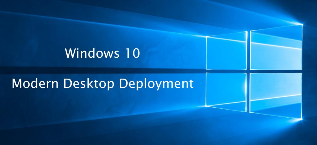 Modern desktop deployment with Microsoft 365 | Peter